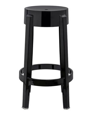 ArtKing Barová stolička  CHARLES 65 čierna