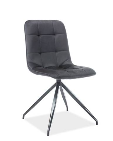 Signal Jedálenská stolička Texo Velvet