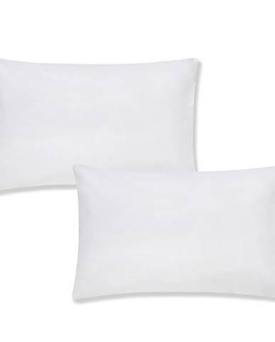 Súprava 2 obliečok na vankúš z organickej bavlny Bianca Standard Organic, 50 x 75 cm