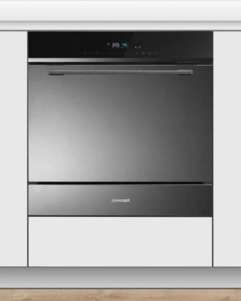 Concept Vstavaná umývačka riadu Concept MNV7760DS, 60 cm, 8 súprav