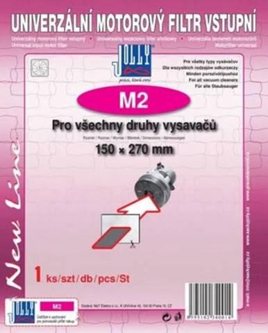 Univerzálny mikrofilter Jolly M2, vstupné