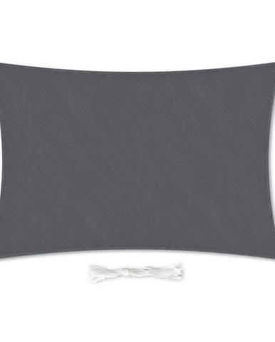 Blumfeldt Obdĺžniková slnečná clona, 5 × 7 m, polyester, priedušná