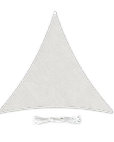 Blumfeldt Trojuholníková slnečná clona, 4 × 4 × 4 m, polyester, priedušná