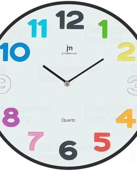 Lowell Lowell Designové nástenné hodiny 14872