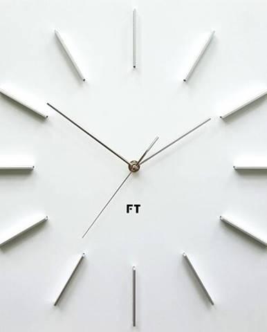 Future Time FT1010WH Square white 40cm