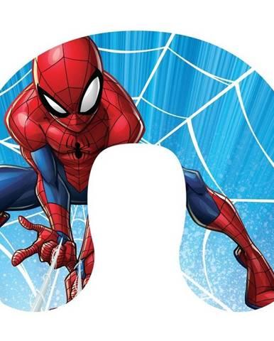 Jerry Fabrics Cestovný vankúšik Spiderman 03, 33 x 28 cm