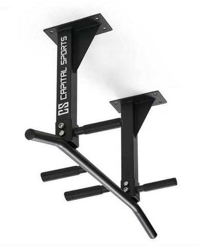 Capital Sports Tyro S4, čierna, zdvíhacia hrazda