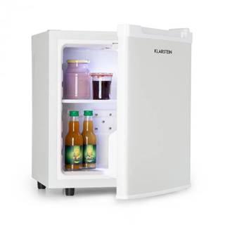 Klarstein Silent Cool, chladnička, 30 l, Arctic-Fox Cooling, A+, biela