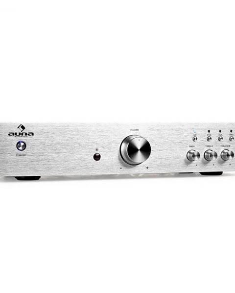 Auna Auna AV2- CD508, Hi-fi zosilňovač, ušľachtilá oceľ