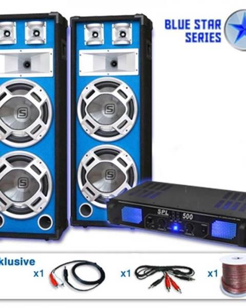 """Electronic-Star Electronic-Star PA set Blue Star Series""""Bassveteran"""", 1600 W"""