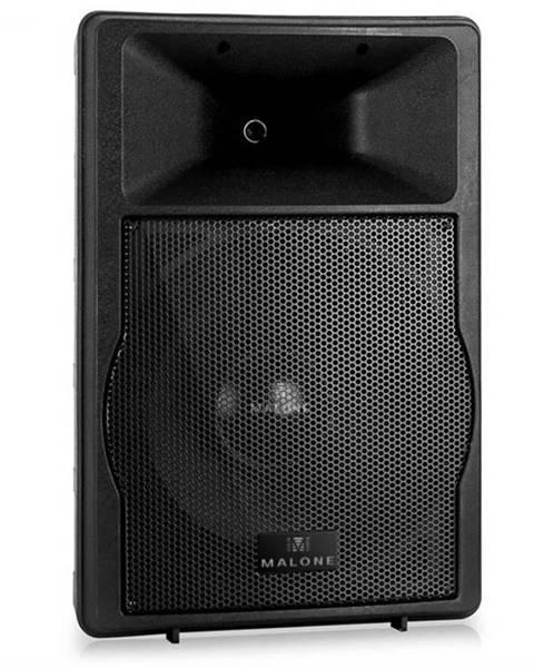 Malone Auna Pro PW-EV-15A, 2-pásmový koncertný reproduktor, 1500 W, ABS