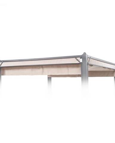 Blumfeldt Pantheon Cortina, náhradná strecha, 3x3m, polyester, 180g/m², béžová