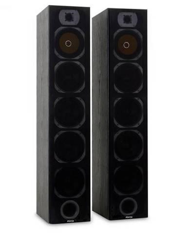 Skytronic SHFT57B hlbokotónne reproduktory 2x600 W, 4x16cm