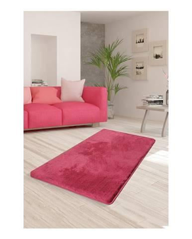 Ružový koberec Milano, 120 × 70 cm