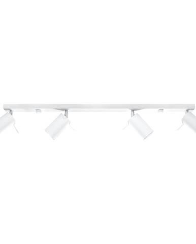 Biele stropné svietidlo Nice Lamps Etna 4L