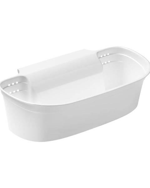 Premier Housewares Biely závesný košík na odpad Premier Housewares Cut and Collect