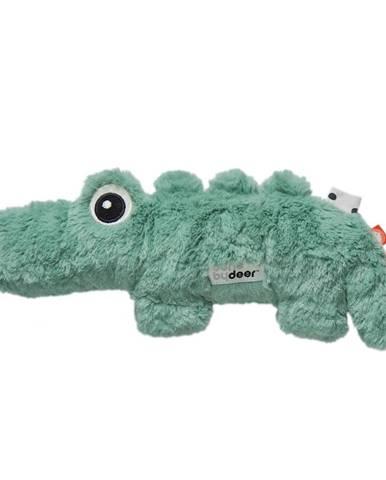 Malá zelená maznacia hračka Done by Deer Croco