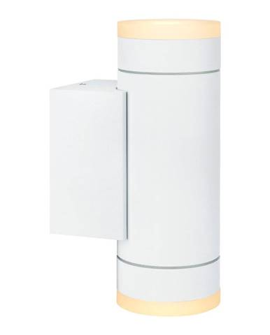 Biele nástenné svietidlo s 2 žiarovkami Markslöjd Nova