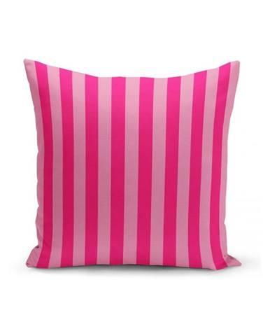 Obliečka na vankúš Minimalist Cushion Covers Pinkie Stripes, 45 x 45 cm
