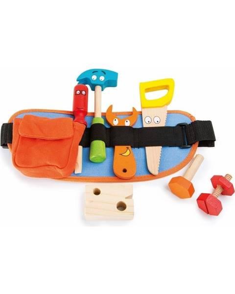 Legler Drevená hracia sada pre malých kutilov Legler Tool