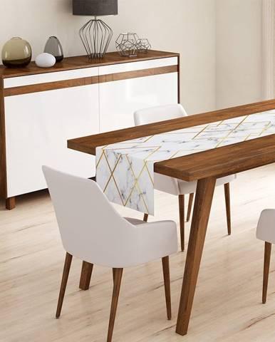 Behúň na stôl z mikrovlákna Minimalist Cushion Covers Gartio, 45x145cm