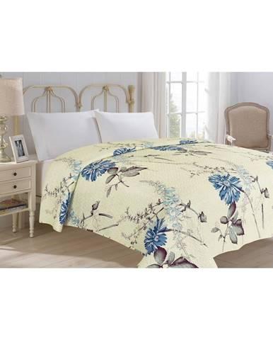 Prikrývka cez posteľ JAHU Collection BIANCA, 220×240 cm