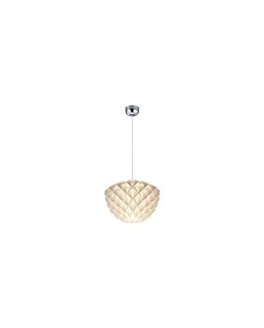 Biele stropné svietidlo Trio Pendant Tilia, výška 150 cm
