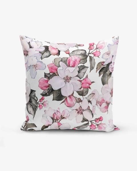 Minimalist Cushion Covers Obliečka na vankúš Minimalist Cushion Covers Toplu Kavaniçe Flower,45×45cm