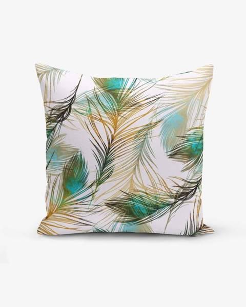 Minimalist Cushion Covers Obliečka na vankúš s prímesou bavlny Minimalist Cushion Covers Pendants, 45×45 cm