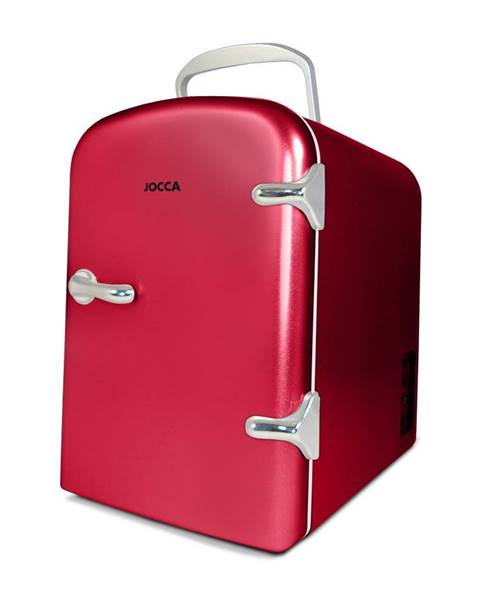 JOCCA Červená prenosná chladnička JOCCA Mini