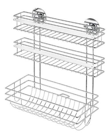 Samodržiaci držiak na kuchynské utierky a fólie Wenko Turbo-Loc, až40kg