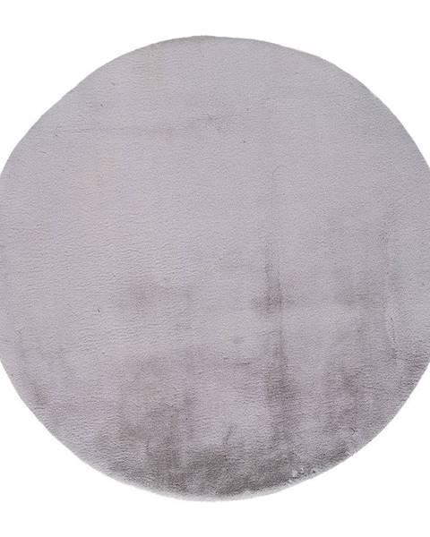 Universal Sivý koberec Universal Fox Liso, Ø 120 cm