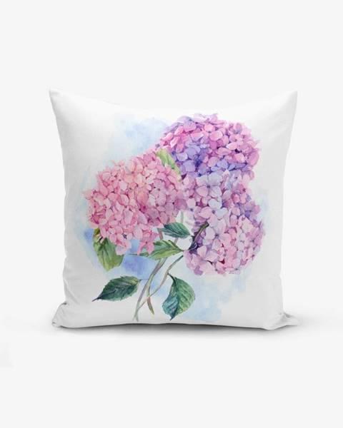 Minimalist Cushion Covers Obliečka na vankúš s prímesou bavlny Minimalist Cushion Covers Liandnse Special Design Modern Mala, 45×45 cm