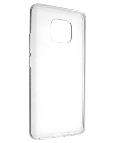 Kryt na mobil Fixed Skin na Huawei Mate 20 Pro priehľadný
