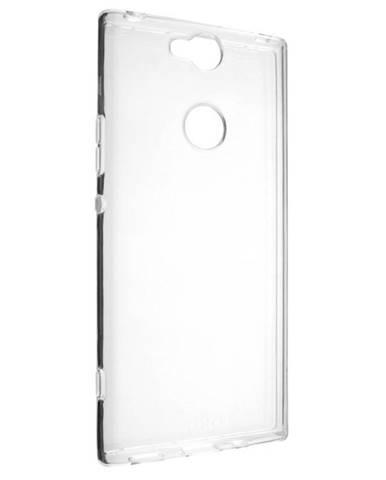 Kryt na mobil Fixed Skin na Sony Xperia XA2 Plus priehľadný
