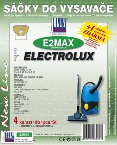 Sáčky pre vysávače Jolly MAX E 2