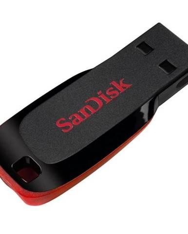 USB flash disk Sandisk Cruzer Blade 16GB čierny