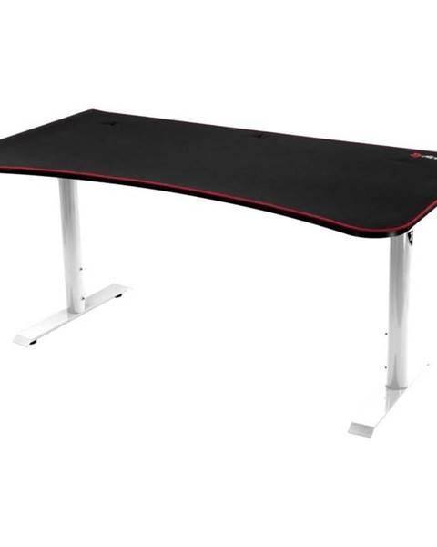 Arozzi Herný stôl Arozzi Arena 160 x 82 cm čierny/biely