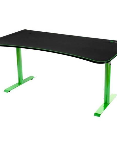 Arozzi Herný stôl Arozzi Arena 160 x 82 cm čierny/zelený