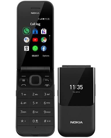 Mobilný telefón Nokia 2720 Flip Dual SIM čierny