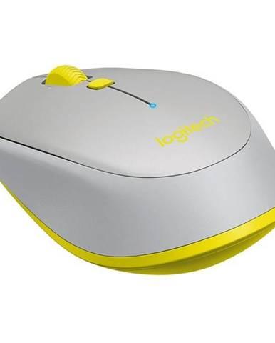 Myš  Logitech Bluetooth MoM535 sivá / optická / 3 tlačítka /