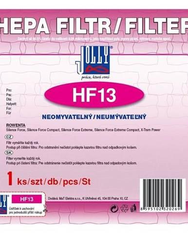 Hepa filter pre vysávače Jolly HF13 zelen