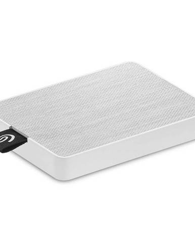 SSD externý Seagate One Touch 500GB biely
