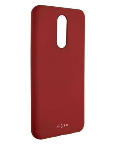 Kryt na mobil Fixed Story na Xiaomi Redmi 8A červený