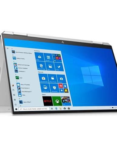 Notebook HP Spectre x360 13-aw0109nc strieborný