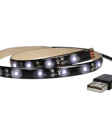 LED pásik Solight 100 cm, studená bílá