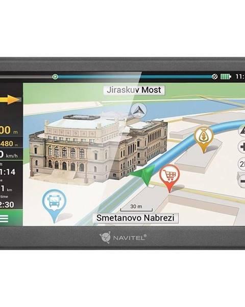 Navitel Navigačný systém GPS Navitel E700 čierna