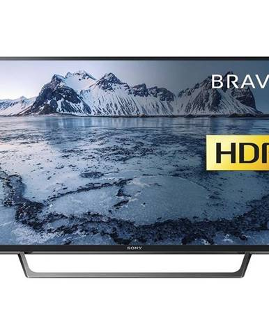 Televízor Sony KDL-32WE615B čierna