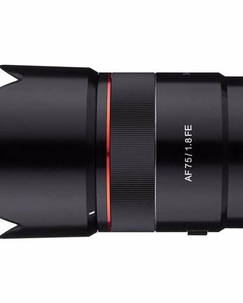 Samyang Objektív Samyang AF 75 mm f/1.8 Sony FE čierny