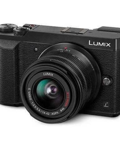 Digitálny fotoaparát Panasonic Lumix DMC-GX80 + 14-42 čierny